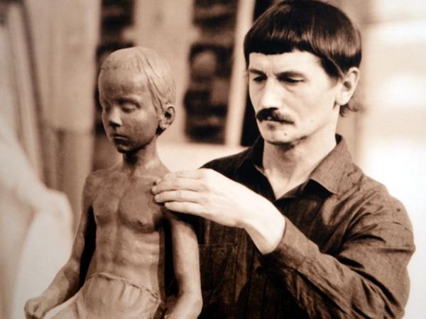 клыков скульптор работы