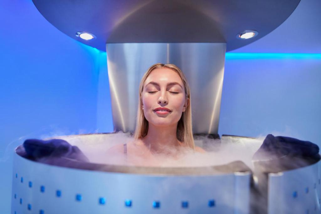Критотерапия тела