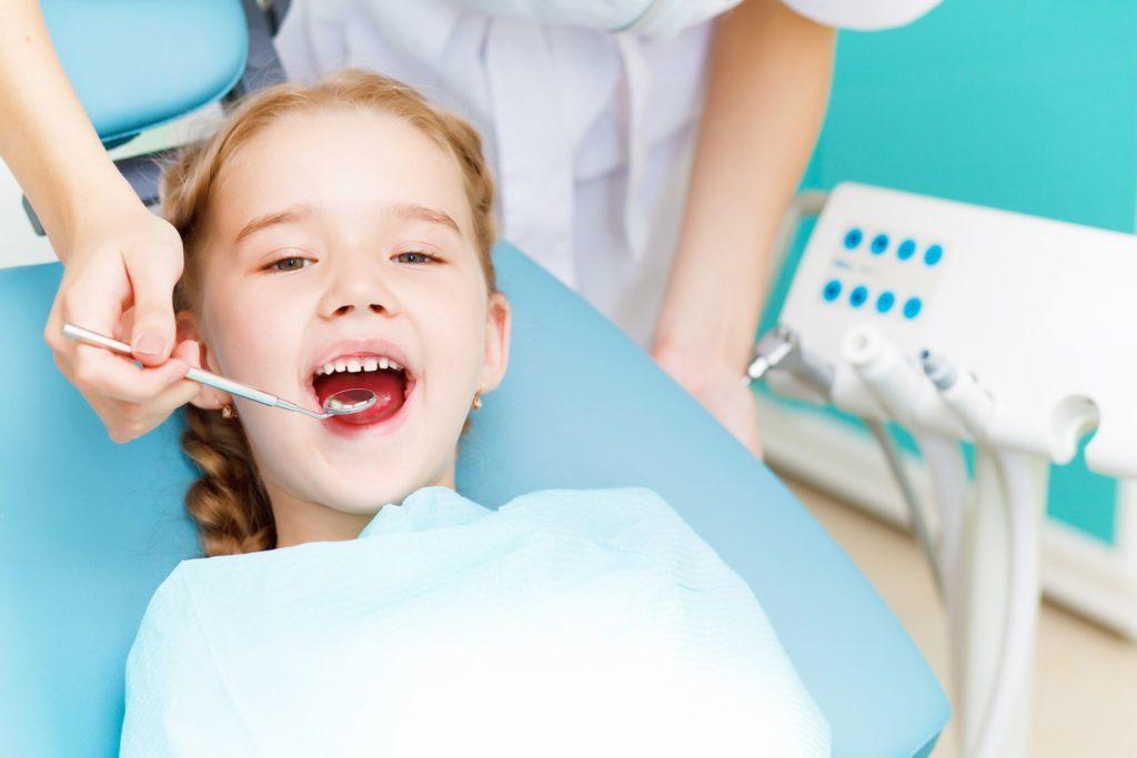 индикатор зубного налета для детей