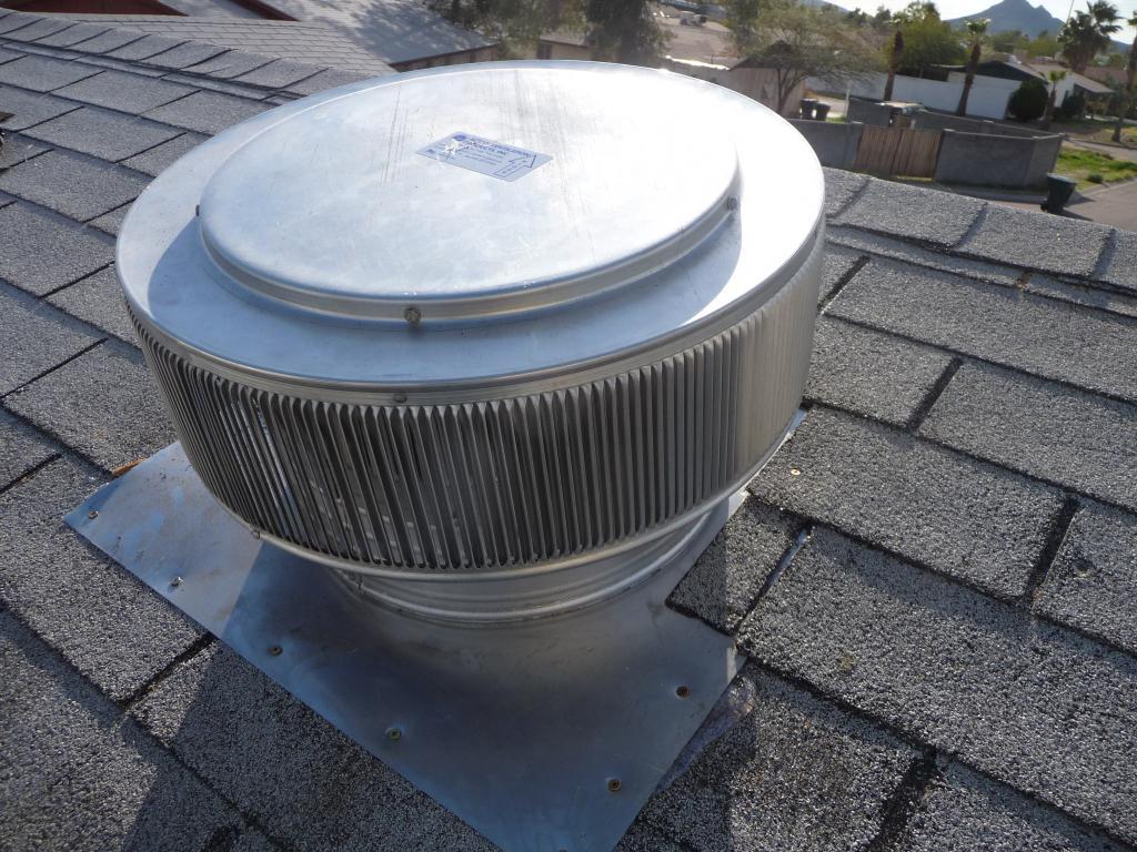 Вентиляция дома из канализационных труб