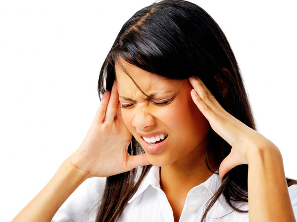 Упражнения при головной боли от остеохондроза