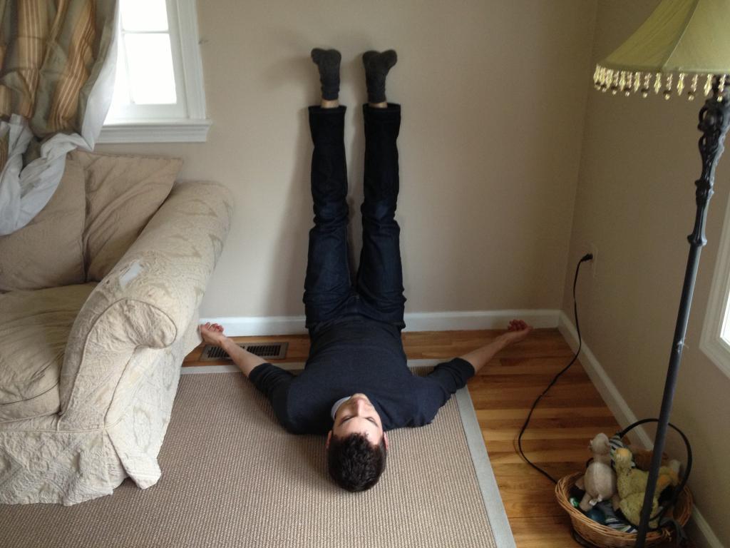 Упражнения от головной боли напряжения