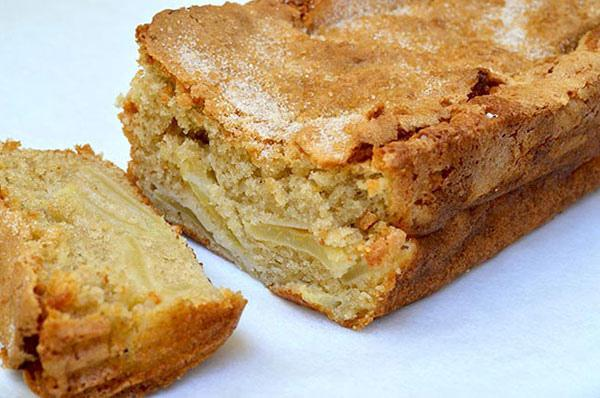 бисквит рецепт классический с яблоками