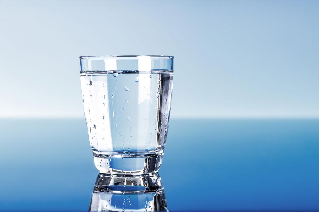 ионизированная вода