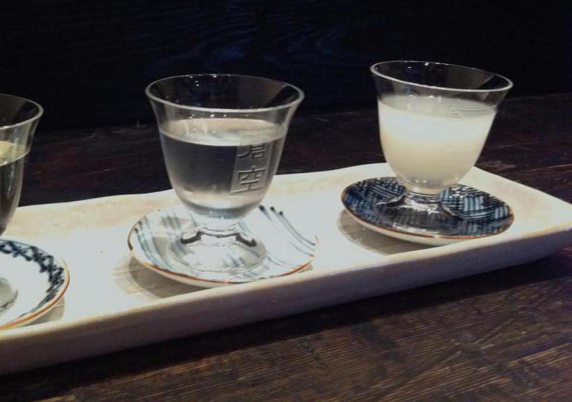 Японские напитки