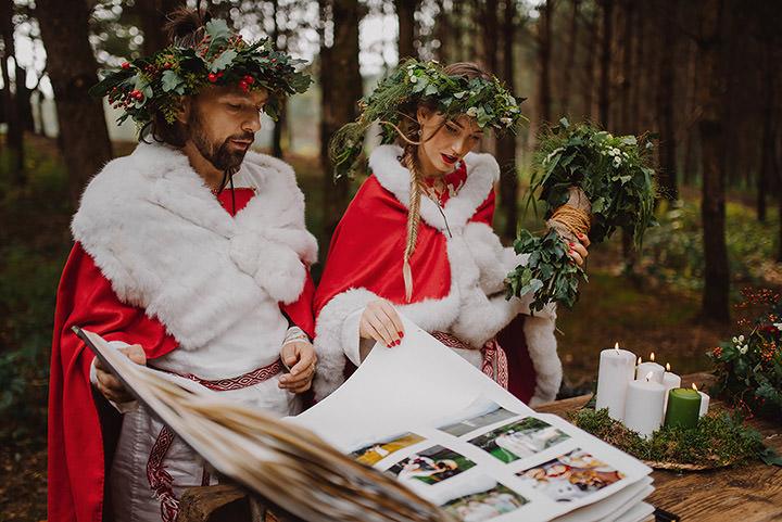 славянская свадьба сценарий