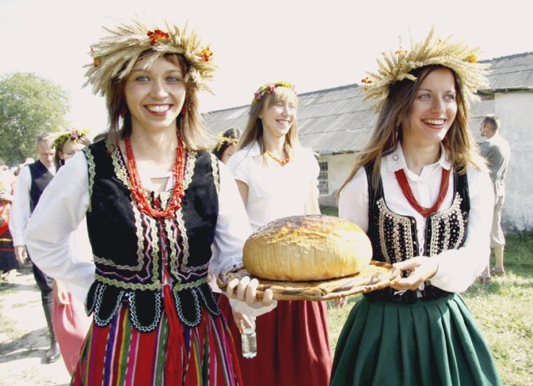 традиции славянской свадьбы