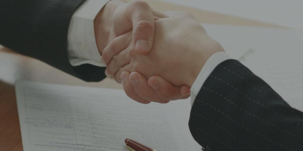 Подписание соглашения о неразглашении