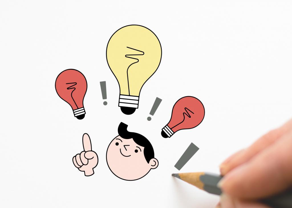 Маркетологы обязаны генерировать новые идеи