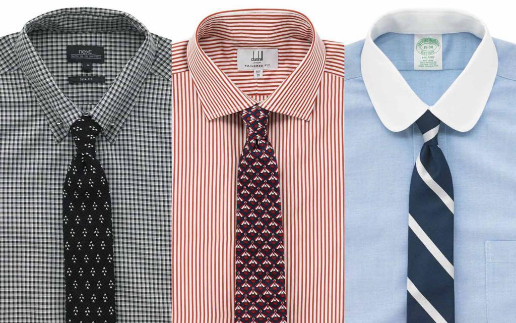 рубашка с галстуком во сне