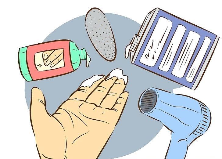 химические средства для удаления герметика