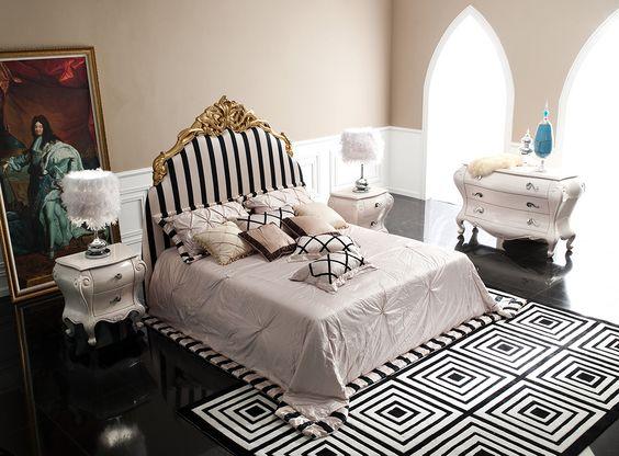 Мебель спальня барокко