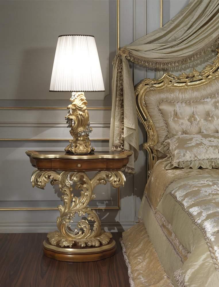 Дизайн спальни барокко