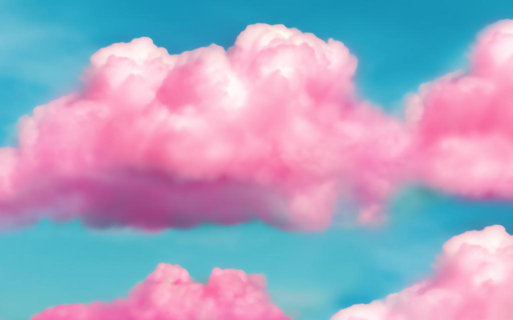 Розовые облака во сне