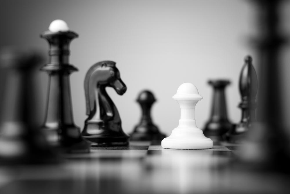 шахматы враги