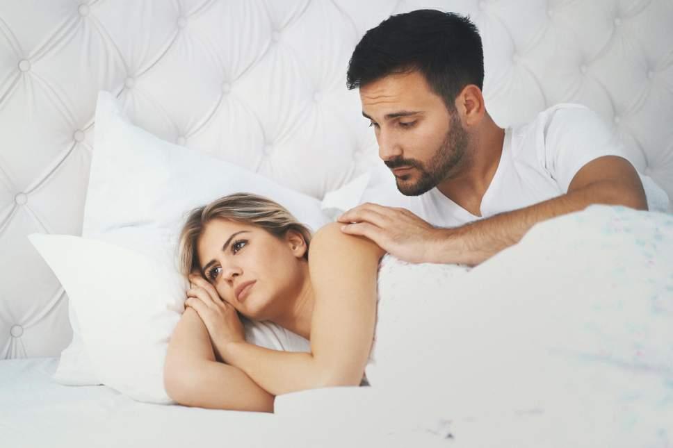 как раскрепоститься в постели с мужем