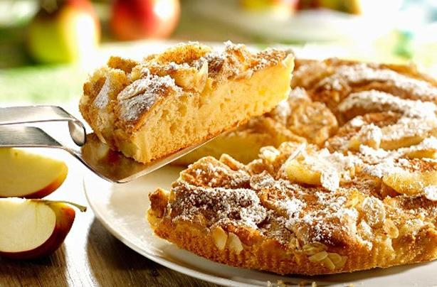 вкусная шарлотка с яблоками рецепт
