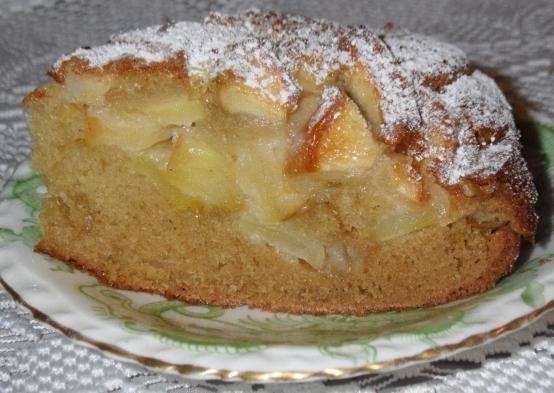 рецепт пышной шарлотки с яблоками