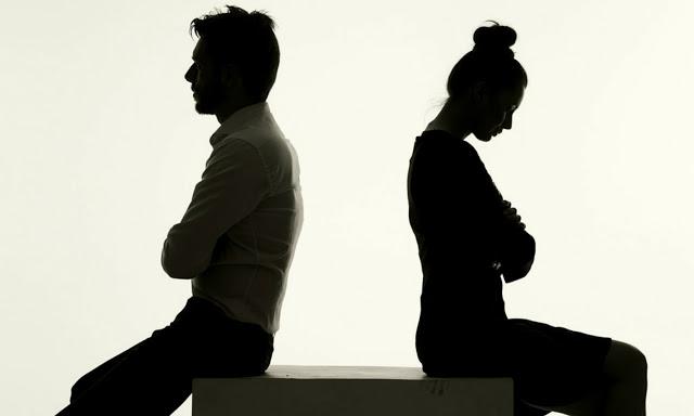 Обиженная пара