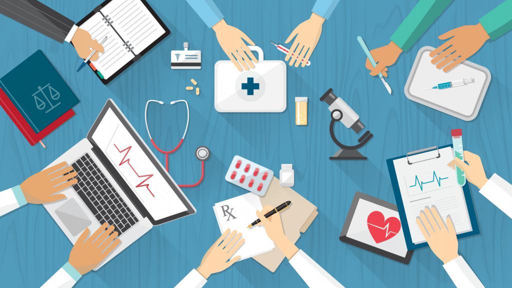 основы управления здравоохранением