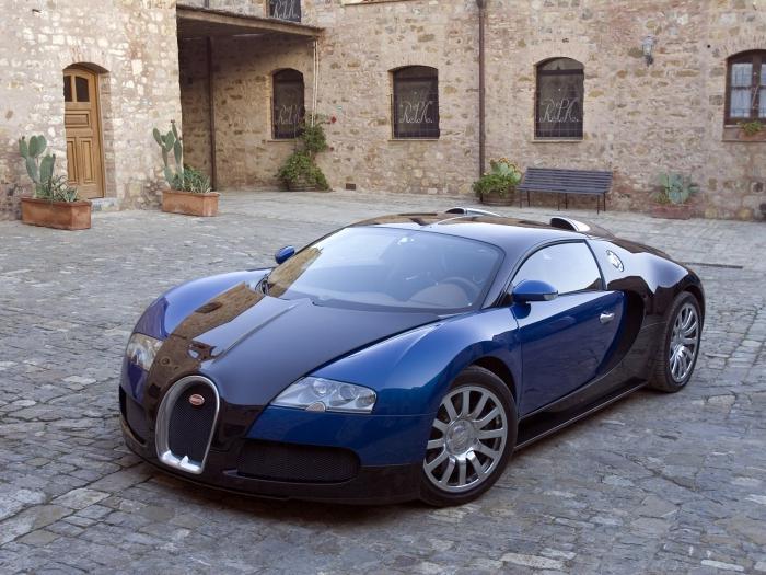 самая крутая машина