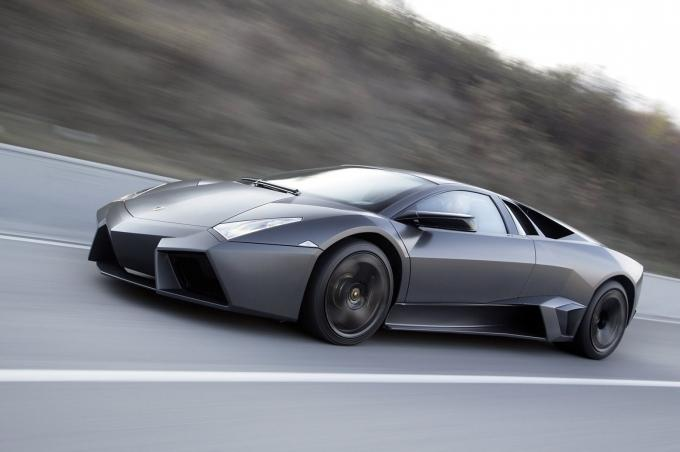 топ 10 самых крутых машин