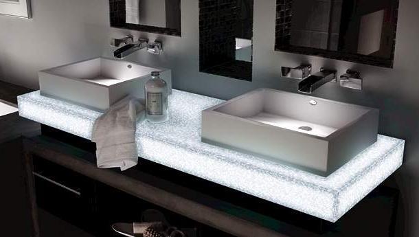 мебель для ванной столешница