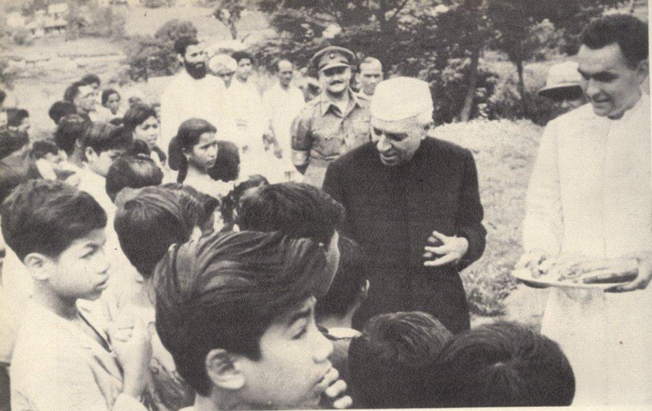 Джавахарлал Неру биография