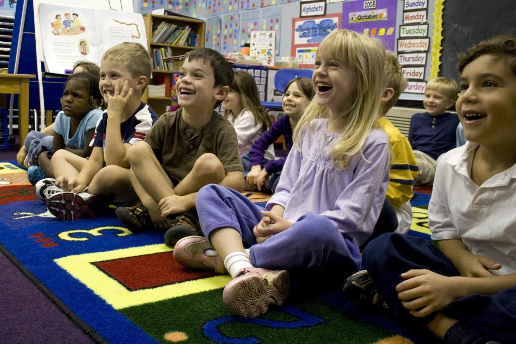 особенности работы с детьми в ДОУ