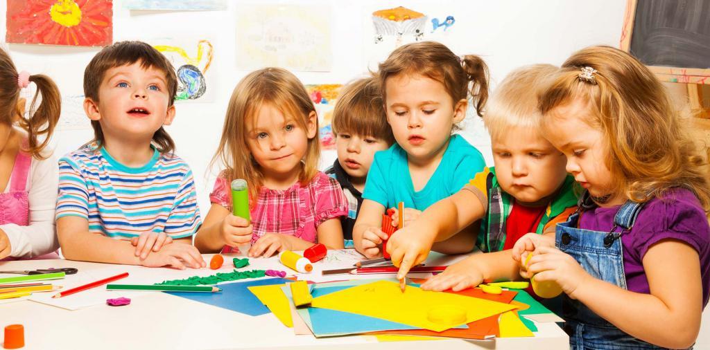 особенности планирования работы в дошкольном учреждении