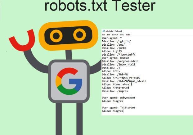 Принцип сканирования роботом