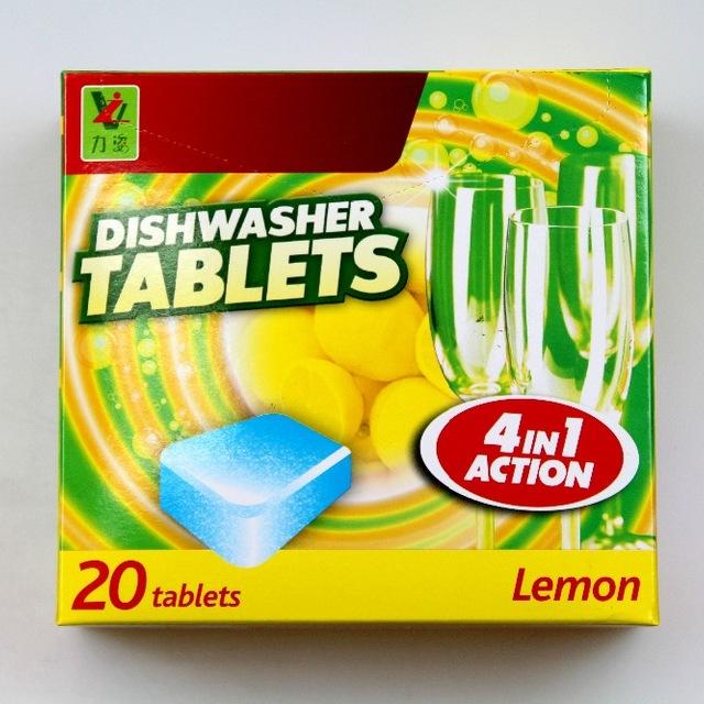 не растворяется таблетка в посудомоечной машине причина
