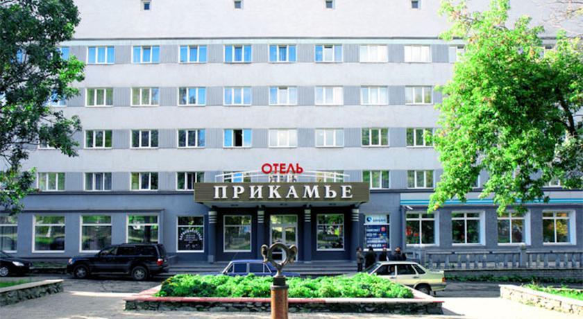 """""""Прикамье"""" гостиница"""