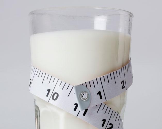 Сколько кальция в молоке