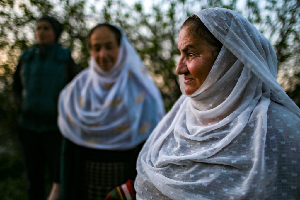 женщины дагестана