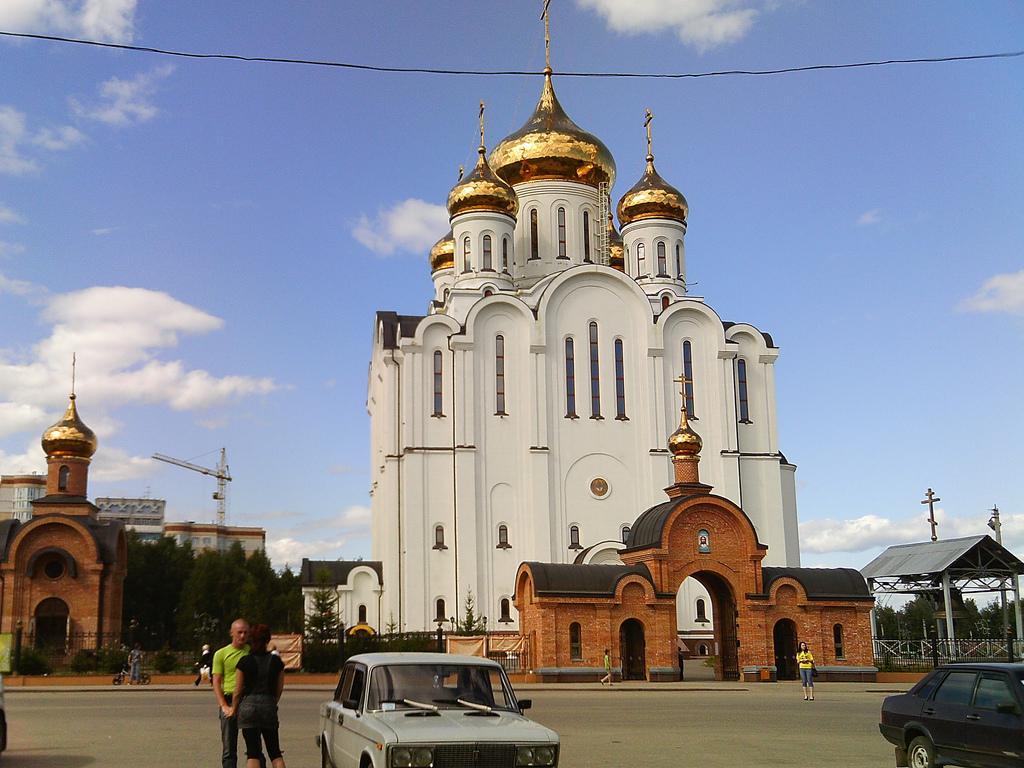 Экскурсия по Сыктывкару