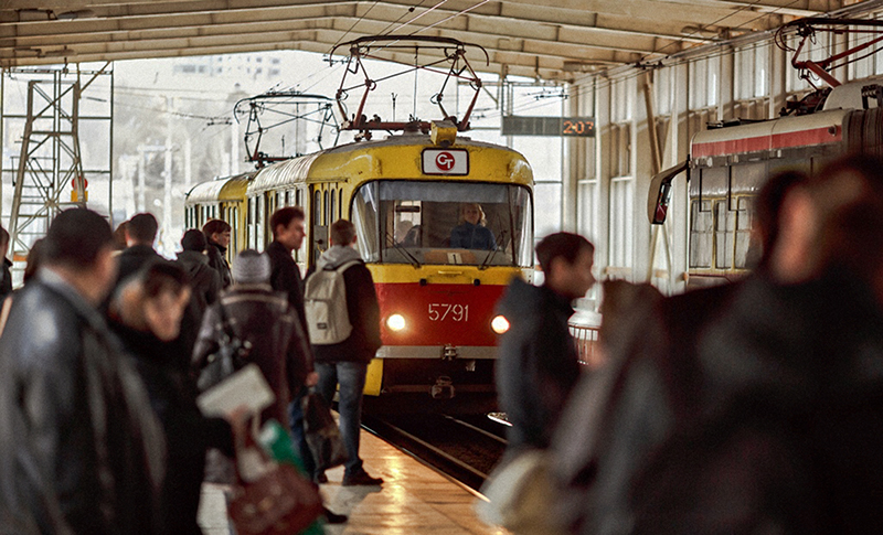 Скоростной трамвай Волгоград