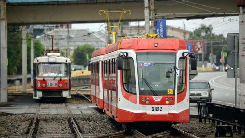 Скоростной трамвай Волгоград расписание