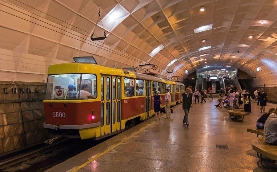 Скоростной трамвай схема