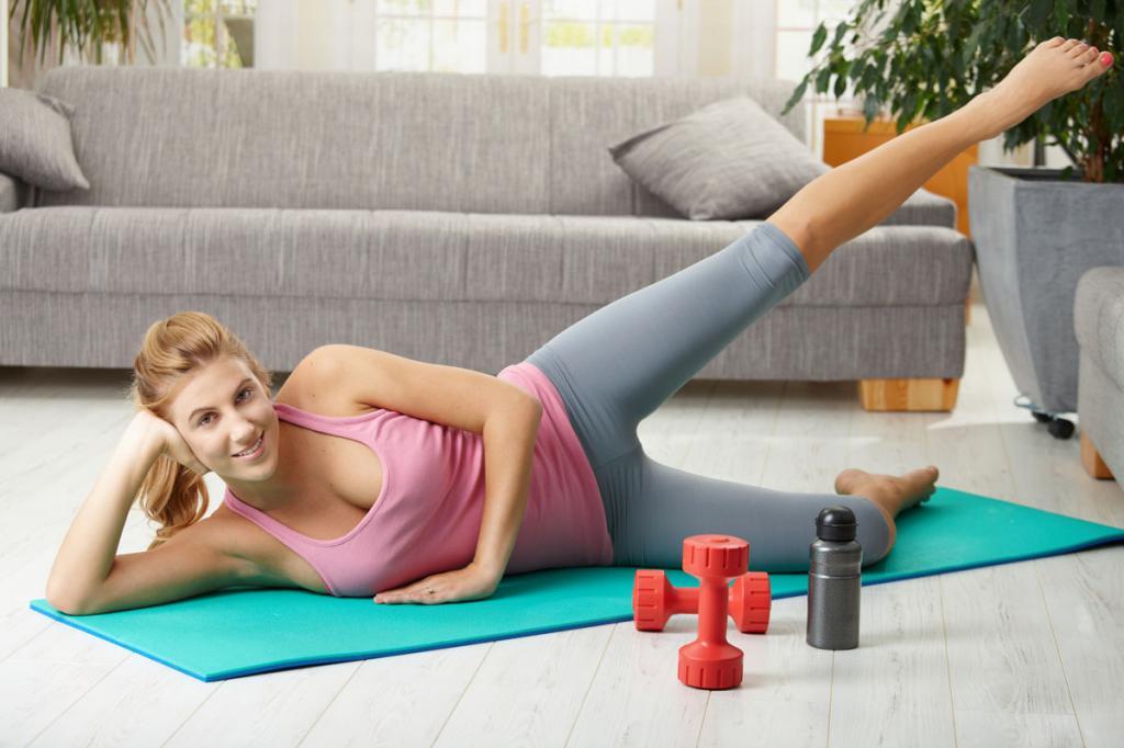 круговая тренировка комплекс упражнений