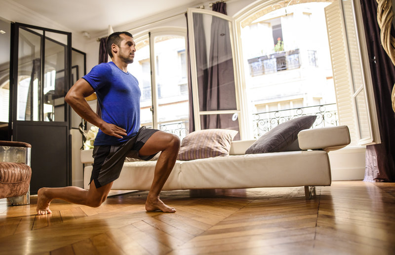 упражнения для круговой тренировки дома