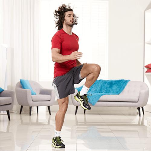 круговая тренировка базовыми упражнениями