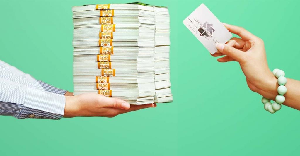 можно ли заработать на кредитных картах