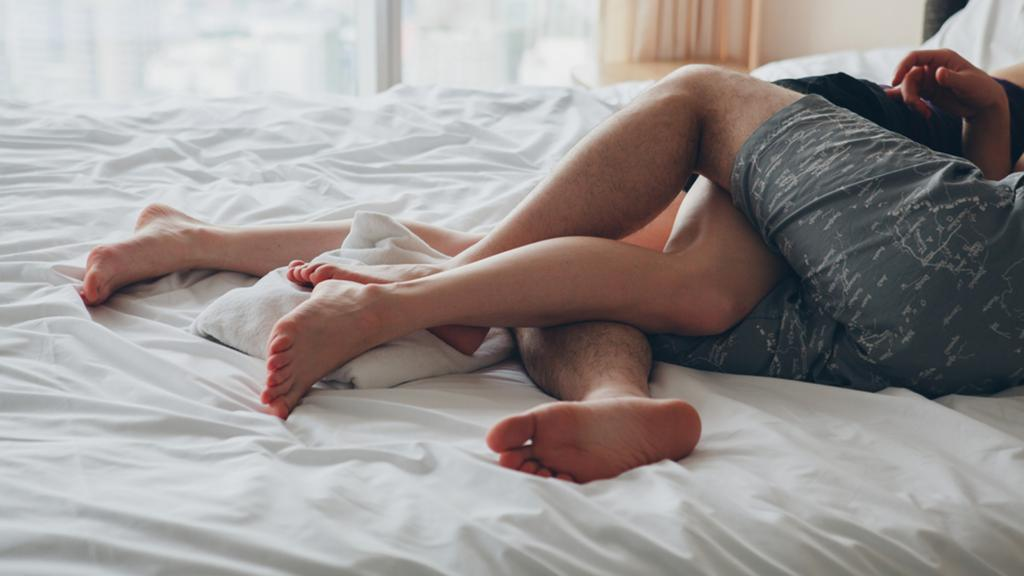 Секс с гелем