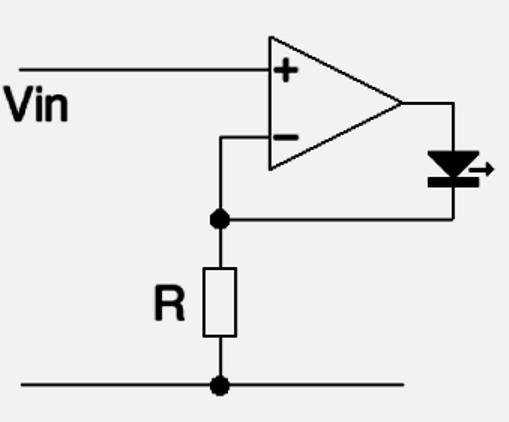 Светодиодный ток и напряжение