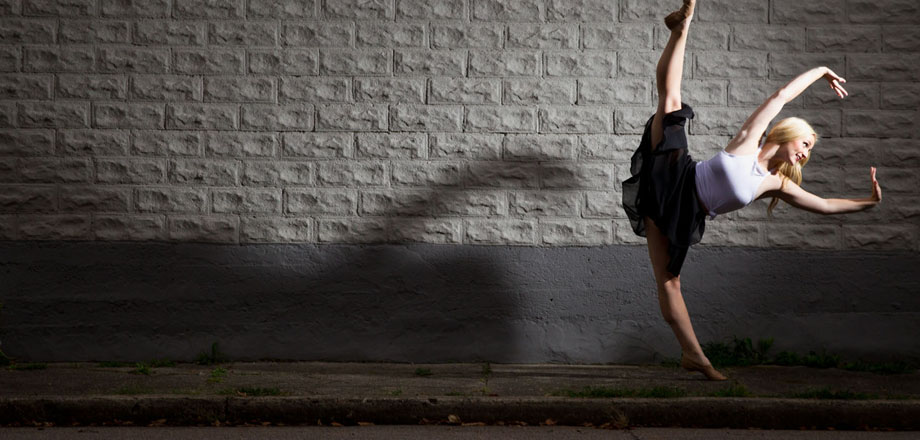 гибкость в танце