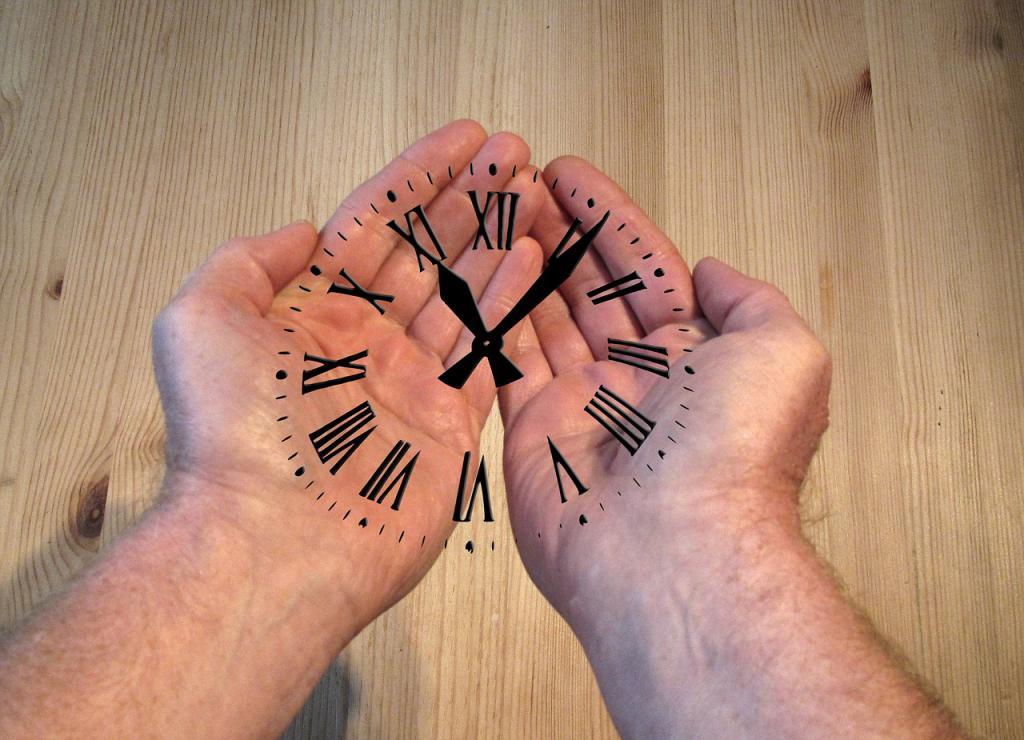 уделять себе время