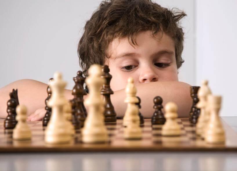 Ребенок развивает понятийное мышление