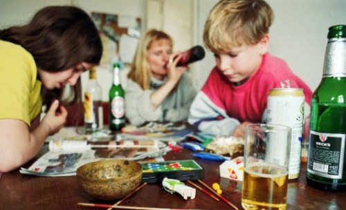 что делать если родители пьют