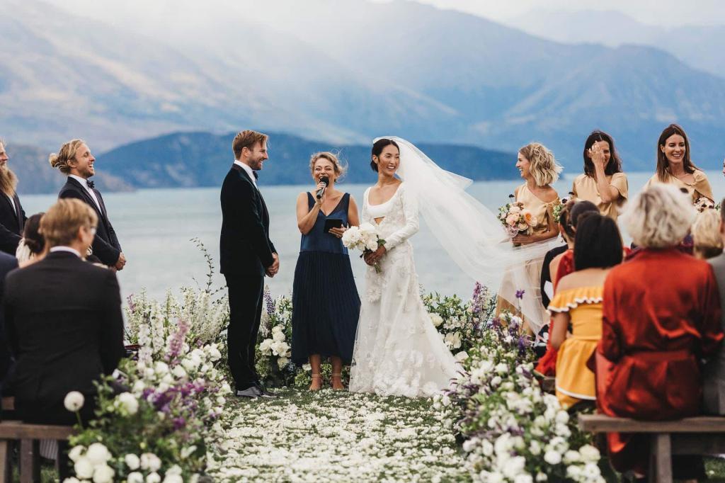 Свадьба на берегу